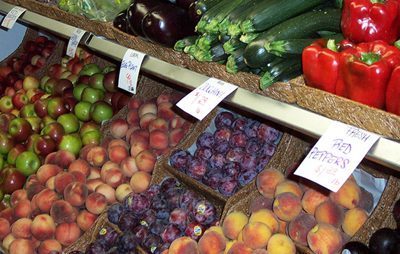 Farm Fresh Local Produce