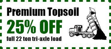 Top soil coupon
