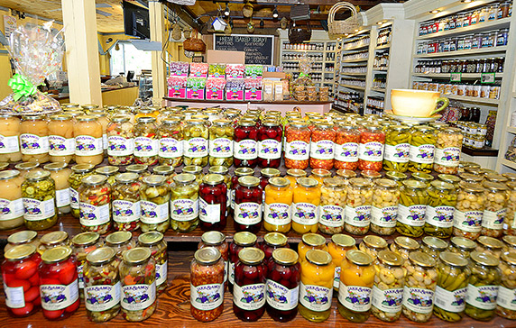Preserves & Jarred Goods